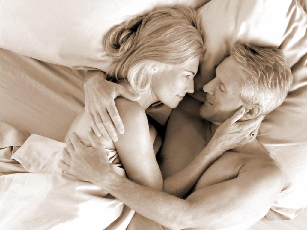Жена нехочет секса через 20лет совместной жизни стенку