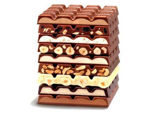 Шоколад с научной точки зрения